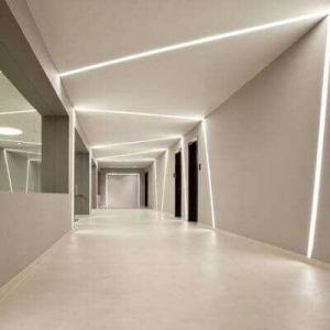 Линейные светодиодные светильники - виды, особенности, преимущества, сфера применения